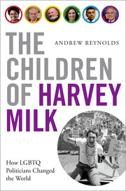 The Children of Harvey Milk: How LGBTQ Politicians Changed the World book cover