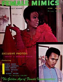 Female Mimics magazine cover