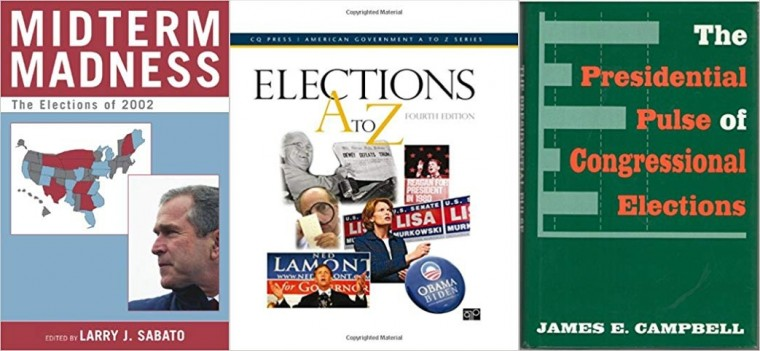 books on congressional elections