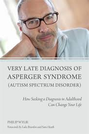 late diagnosis of Asperger book cover