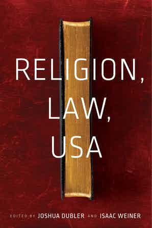 Religion, Law, USA book cover