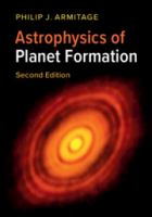 Image of Astrophysics of Planet Formation Book Cover