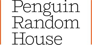 Penguin Random House graphic. Black lettering on white background.