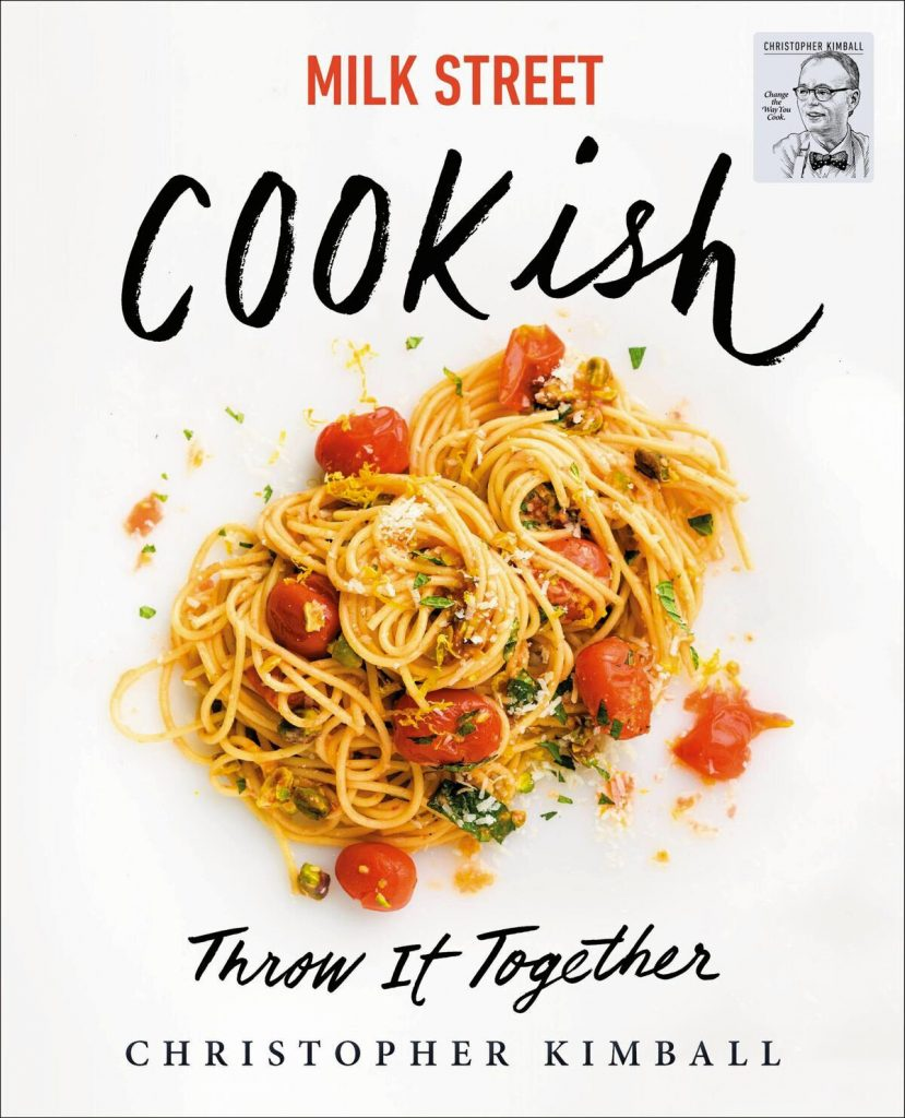 Cookish: Throw it Together book cover.