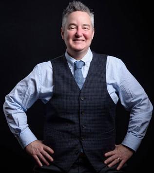Image of Chris Bourg (Panelist)
