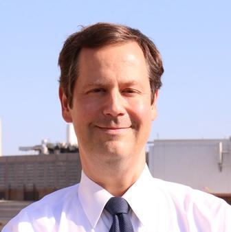 Will Davis, Head of the Washington Office of the OECD headshot