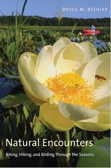 Natural Encounters: Biking, Hiking, and Birding through the Seasons book cover