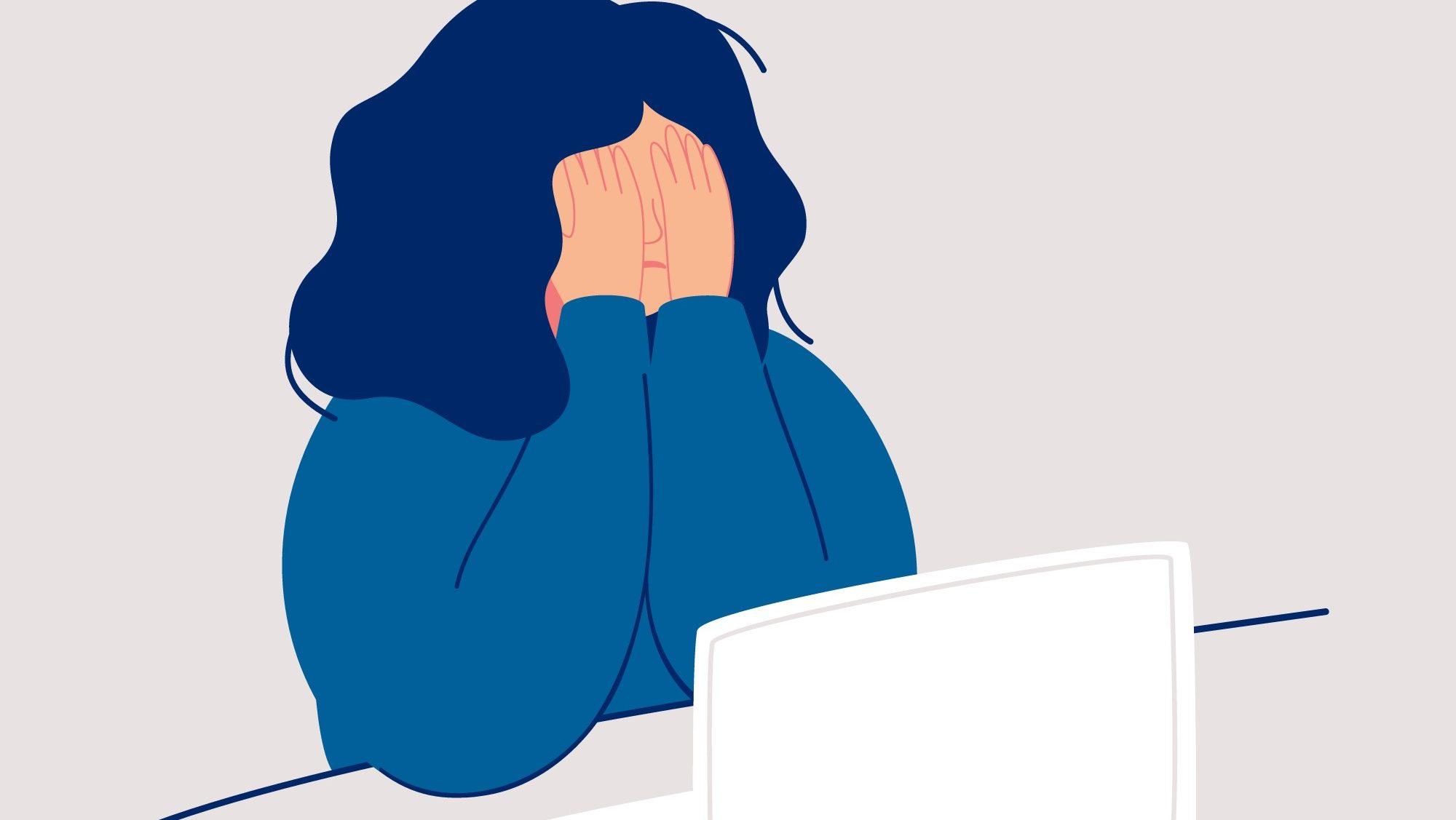 social media negatively impacting mental health